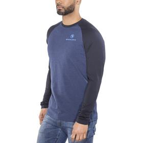 Endura One Clan - Camisa manga larga - azul